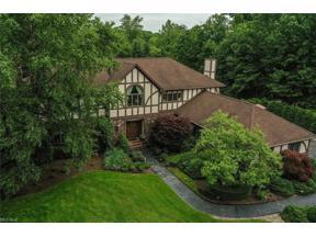 Property for sale at 861 Hardwood Court, Gates Mills,  Ohio 44040