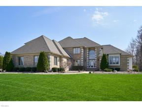 Property for sale at 1222 Winterberry Lane, Medina,  Ohio 44256