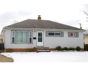 Property for sale at 13625 Middlebrook Boulevard, Brook Park,  Ohio 44142