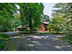 Property for sale at 6020 Deer Run Drive, Hunting Valley,  Ohio 44022