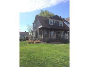 Property for sale at 1339 Edanola Avenue, Lakewood,  Ohio 44107