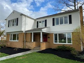 Property for sale at 21376 W Byron Road, Shaker Heights,  Ohio 44122