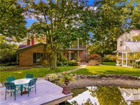 Property for sale at 3287 Old Weymouth Road HWLND, Medina,  Ohio 44256