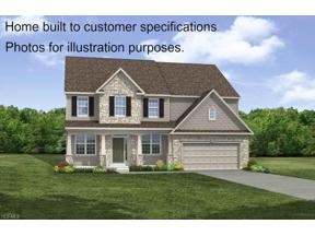 Property for sale at 36730 Amalfi Lane, North Ridgeville,  Ohio 44039