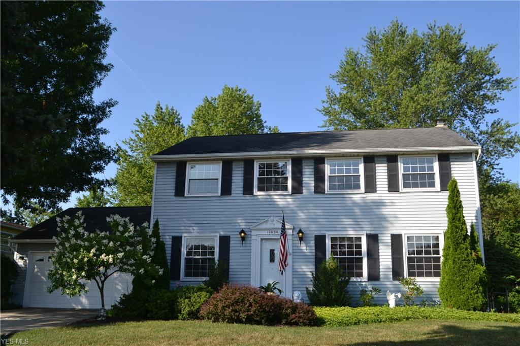 Photo of home for sale at 10034 Patton Street, Twinsburg OH