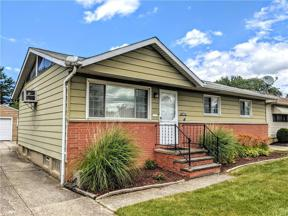 Property for sale at 15392 Sylvia Drive, Brook Park,  Ohio 44142