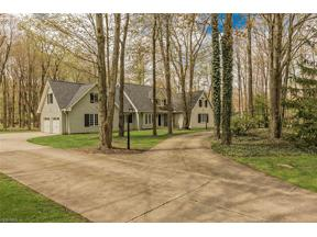 Property for sale at 1854 Chartley Road, Gates Mills,  Ohio 44040