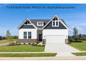 Property for sale at S/L 13 Crocker Woods, Westlake,  Ohio 44145