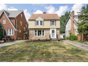 Property for sale at 2252 Cranston Road, University Heights,  Ohio 44118