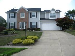 Property for sale at 852 Kristen Court, Brunswick,  Ohio 44212