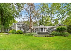 Property for sale at 7192 Hillbrook Lane S, Novelty,  Ohio 44072
