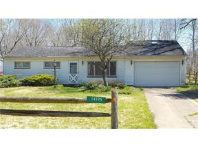 Property for sale at 14195 Plum Creek Drive, Columbia Station,  Ohio 44028