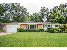 Property for sale at 4928 Hartley Drive, Lyndhurst,  Ohio 44124