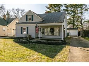 Property for sale at 6932 Beresford Avenue, Parma Heights,  Ohio 44130