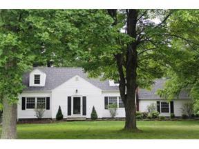 Property for sale at 4360 S Hilltop Road, Orange,  Ohio 44022