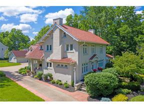 Property for sale at 180 Aurora Street, Hudson,  Ohio 44236