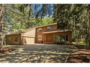 Property for sale at 3951 White Oak Trail, Orange,  Ohio 44122