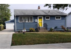 Property for sale at 15316 Meigs Boulevard, Brook Park,  Ohio 44142
