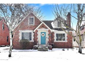 Property for sale at 19851 Saranac Drive, Fairview Park,  Ohio 44126
