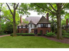 Property for sale at 2963 Courtland Boulevard, Shaker Heights,  Ohio 44122