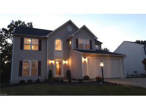Property for sale at 1344 Ledgestone Drive, Wadsworth,  Ohio 44281
