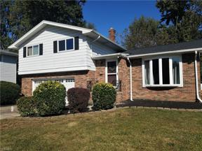 Property for sale at 22600 Marleen Drive, Fairview Park,  Ohio 44126