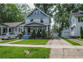 Property for sale at 14627 Bayes Avenue, Lakewood,  Ohio 44107