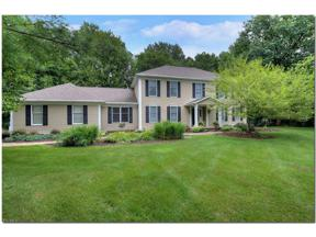Property for sale at 7363 Herrick Park Drive, Hudson,  Ohio 44236
