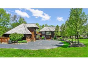 Property for sale at 5 Valley Ridge Farm, Hunting Valley,  Ohio 44022