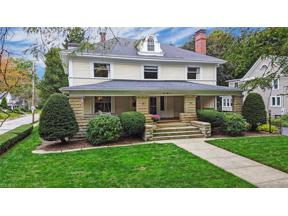 Property for sale at 156 S Franklin Street, Chagrin Falls,  Ohio 44022