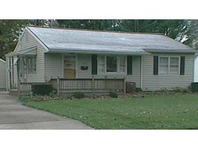 Property for sale at 1153 Hickory Street, Grafton,  Ohio 44044