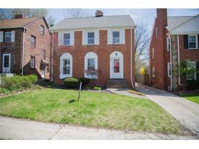 Property for sale at 2495 Traymore Road, University Heights,  Ohio 44118