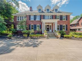 Property for sale at 3076 Fairmount Boulevard, Cleveland Heights,  Ohio 44118