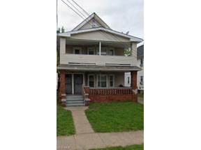 Property for sale at 448 E 149th Street, Cleveland,  Ohio 44110