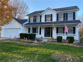 Property for sale at 4197 Blue Ridge Drive, Brunswick,  Ohio 44212