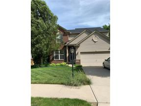 Property for sale at 27352 Tiller Drive, Olmsted Township,  Ohio 44138