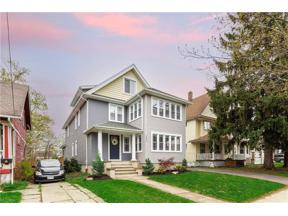 Property for sale at 1573 Wagar Avenue, Lakewood,  Ohio 44107