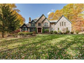 Property for sale at 11320 Saybrook Lane, Chagrin Falls,  Ohio 44023