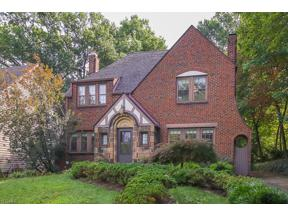 Property for sale at 2321 Delaware Drive, Cleveland Heights,  Ohio 44106