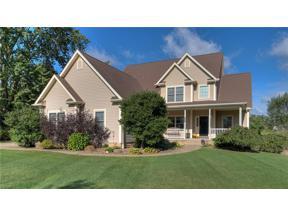 Property for sale at 1087 White Rose Circle, Wadsworth,  Ohio 44281