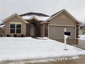 Property for sale at 9214 Woodland Blue Circle, Seville,  Ohio 44273