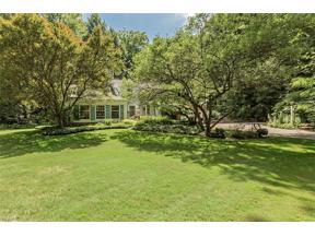 Property for sale at 37840 Jackson Road, Moreland Hills,  Ohio 44022
