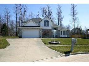 Property for sale at 11681 Woodrun Drive, Strongsville,  Ohio 44136