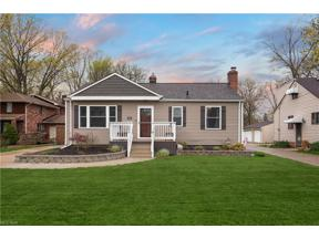 Property for sale at 4248 W 229 Street, Fairview Park,  Ohio 44126