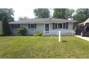 Property for sale at 342 Cove Beach Avenue, Sheffield Lake,  Ohio 44054