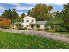 Property for sale at 45 Fircrest Lane, Moreland Hills,  Ohio 44022