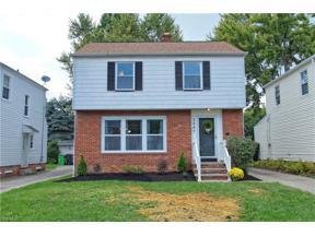 Property for sale at 3867 Covington Road, South Euclid,  Ohio 44121
