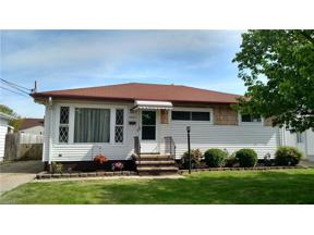 Property for sale at 16062 Remora Boulevard, Brook Park,  Ohio 44142