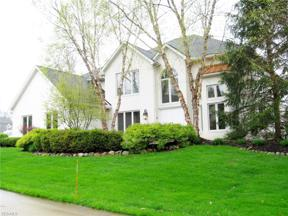 Property for sale at 3818 Weymouth Woods Drive, Medina,  Ohio 44256