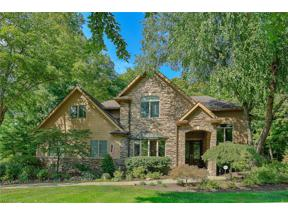 Property for sale at 17400 Rambling Creek Trail, Chagrin Falls,  Ohio 44023